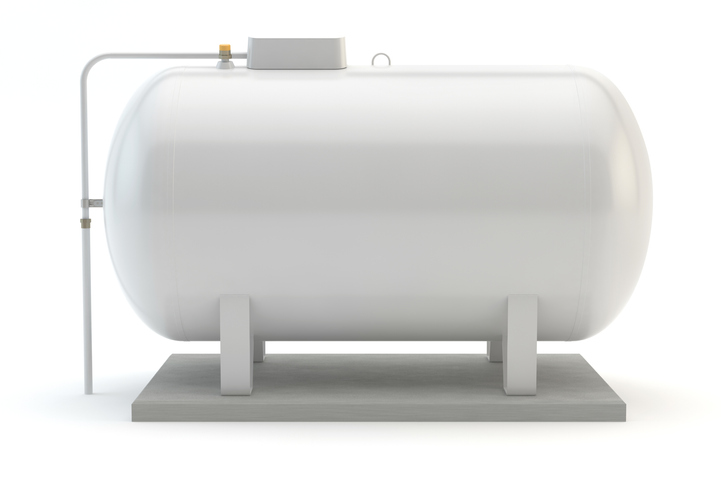 home fuel tank